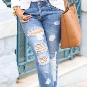 Joe's Jeans Boyfriend sz 27